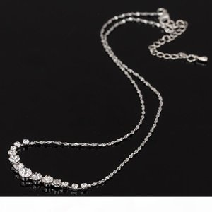 K Fashion Austria Crystal Earrings Necklaces Bridal Jewelry Sets Christmas Gift Dress Wedding Accessories Jewellery The Bride Jewelry