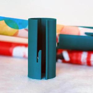 هدية عيد الميلاد ورقة أدوات قطع ورق تغليف القاطع التفاف ليتل ELF قطع ورق تغليف القاطع عرض الجرف OWD2629