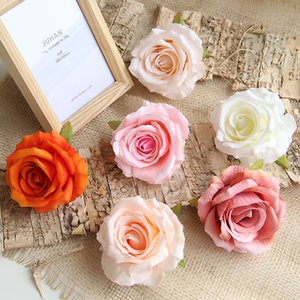 Artificial Flowers Roses Decorative Flowers Fake flower Decoration DIY for Wedding Home Display Party Happy New Year Propose Kids Room