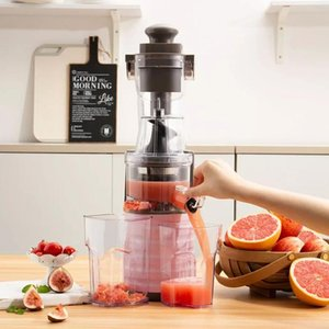 Youpin BUD Electric Juicer Large Caliber Fruit Separation Pomace Blender Mixer Vegetables Processor Machine