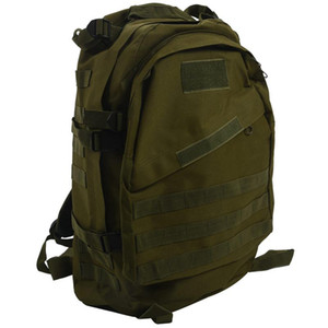 Mochila de mochila de Rucks al aire libre 40L Senderismo Camping Bolsa de trekking - Ejército Verde