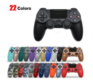 Joystick inalámbrico Bluetooth para PS4 Controller Fit for Mando PS4 PS3 Consola para PlayStation Dualshock 4 Gamepad