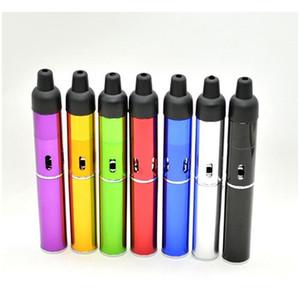 Wholesale Click N Vape Sneak A Vape Sneak A Toke Smoking Metal Pipe Vaporizer Tobacco Wind Proof Torch Lighter Mul bbyFSr packing2010