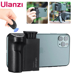 Ulanzi CapGrip Wireless Bluetooth Selfie 2 in 1 Video Photo Phone Adapter Holder Handle Grip Stand Tripod Mount