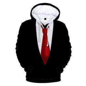 3D Tie Dyeing Printing Oversized Hoodie Men Plus Size Bluza Z Kapturem Nightmare Before Christmas Hoodies Sweatshirt 4XL Y201001