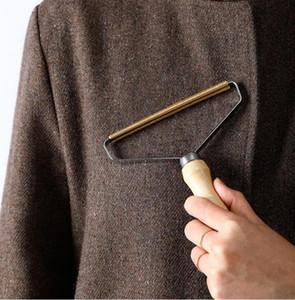 Rasoir portable Vêtements sans énergie Vêtements de linppover Fuzz Tissu Shaver Tool Tool Tissu Pull Tissu Raseur domestique Épaissement des cheveux Artefact GWD4038