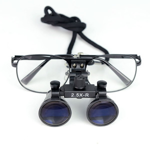 2.5X 3.5X Binocular Dental Loupe Surgery Surgical Magnifier Medical Operation Loupe T200521
