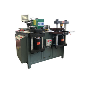 Direct Sales Busbar Machine Korea With Bending Angle For Stainless Steel Plate