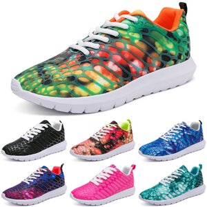 new men running shoes Athletic black white outdoor cushion breathable mens trainers sports sneakers runners size 40-44 color15