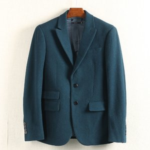Men's wear bird series domestic brand withdrawal winter business casual suit jacket cutting standard