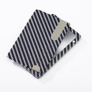 Luraka Storage Bag 2021 New Carbon Fiber Wallet,Slim Holder Mens Wallets 19Mar25 Card Storage Bag1