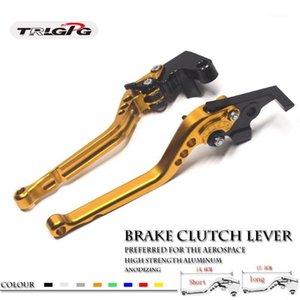 Para TMAX 530 TMAX530 SX DX 2012-2020 TMAX 560 2020 CNC Accesorios para motocicletas CNC CORTE / LARGA FRENO LEVERA