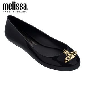 Высокое качество 2020 Новый Melissa Женщины Желе обувь Flat С Melissa Adulto Сандалии женские летние туфли C1011
