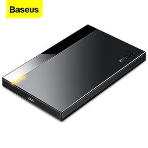 Cheap Enclosure Baseus HDD Case 2.5 SATA to USB 3.0 Type C 3.1 Adapter HDD Enclosure External Hard Disk Case 6TB