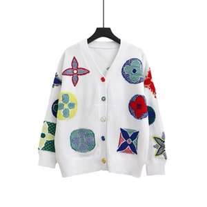 2020 New Womens Sweater Autumn and winter luxury sweater women cardigan jacket designer wool version original ingredient womens jumper