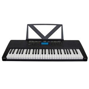 Electronic Keyboards 54 Keys Black Digital Piano Organ Digital Music Key Board For Children Beginner Gift