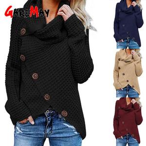 Turtleneck Women Winter Sweater Plus Size 5xl Autumn Winter Warm Irregular Pullover Knit Women Thick Asymmetrical Sweater Female