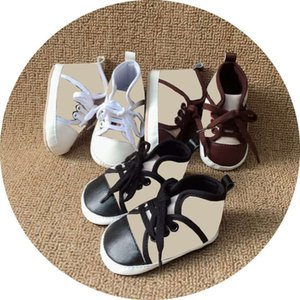 2021 PU leather Baby Girls Kids First Walkers Infant Toddler Classic Sports Anti-slip Soft Sole Shoes Sneakers Prewalker Spring Autumn P303