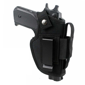 holster Gun For Ruger Security-9 Semi-Automatic 9mm, With 4\