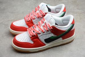 مكتنزة Dunky الإطار سكيت س دونك CW6015-100 SB منخفضة Nike SB DUNK Low shoes
