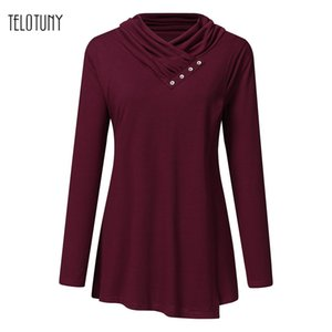 Black friday Telotuny autumn and winter fashionable female dog nurse nurse baby sweater mother pregnant casual shirt 821