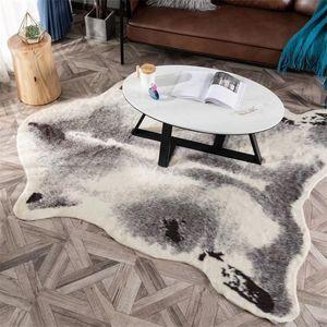 Badger tapete tapete badger badger tapete tapete tapete peles villi preto carneiro almofada carneiros casacos grandes si y200417