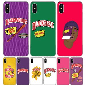 Backwood Honey Berry Phone Case for Apple iphone 11 12 Mini Pro XR X Xs Max 7 8 6 6s Plus 7G 6G 5G 5S 5 SE + Customize Cover Coq