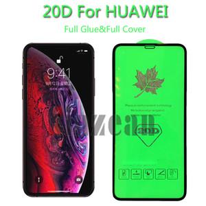 Pellicola proteggi schermo in vetro temperato da 20D per Huawei Y7 Prime 2019 / Y7 2019 / Y7 Pro 2019 / P Smart 2019
