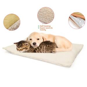 1PC Electric Pet Warming Mat Winter Warm Supplies Heating Blanket Bed Dog Cat Winter Waterproof Pad Temperature Control