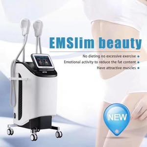 2020 신기술 으뜸 HI-EMT EMslim 바디 스컬 프팅 형성 전자기 근육 훈련 기계 EMS 조각가 아름다움 장비