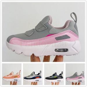 Cheap Sale Kids Sneakers Presto 90 Shoe Children Sports Chaussures Pour Enfants Trainers Infant Girls Boys Running Shoes Size 28-35