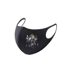 DHL Ship!Cycling Face Fortress Night Mask Sport Outdoor Training Masks PM2.5Pollution Defense Running Fortress Night Mask Activated Carbo#712