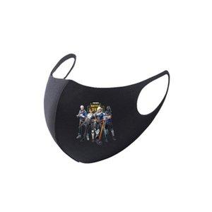 Máscara DHL navio! Ciclismo face Fortress Noite Máscaras Esporte treinamento ao ar livre PM2.5Pollution Defesa Correndo Fortress Noite Máscara ativado Carbo # 712