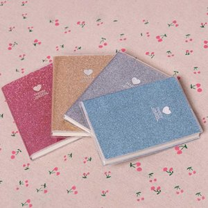 Creative Pvc Notebook Paper Diary School Shiny Cool Kawaii Notebook Paper Agenda Schedule Planner Sketchbook Gift For Kids bbyXUr