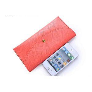 Dhl Fashion Women Long Design Coin Purse Card Bag Holder Envelope Bag Wallets jllkdk net_store