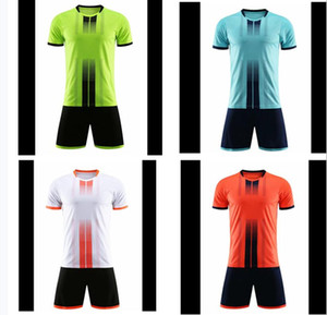 2019 Adult Men Children Football Jerseys Boys girls Soccer Clothes Sets Kids training Uniforms Tracksuit customized656565