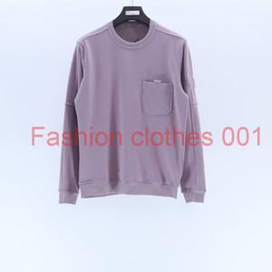 Topstoney 점퍼 2020FW Konng Tong 봄과 가을 스웨터 망 패션 브랜드베이스 코트 패션 망 운동복 기본 스타일 포켓