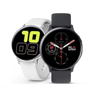 2020 Top S20 Watch Active 2 44mm Smart Watch IP68 Impermeable Relojes de ritmo cardíaco Real Relojes Smart Watch Gota Envío