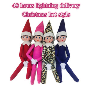 2020 hot sale Christmas ornaments long-legged dolls Nordic style cute men and women sitting doll Christmas ornaments