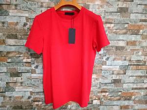Mens T-shirt Lettre Homme Imprimer Designer T-shirt T-shirt Mens Femme Skateboard à manches courtes à manches courtes M-3XL