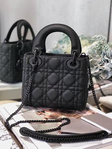High-Level-Außenstil Dai Fei Bag Weibliche 2020 NEUE TIDE Black Herbst und Winter Mode Joker Slung Temperament Crossbody Bag