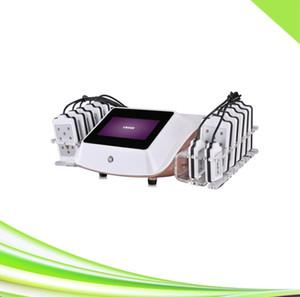 14 pads zerona laser fat loss lipo laser slimming lipolaser machine