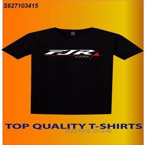 Enfriar 2020 del nuevo del verano Camiseta japonesa de la motocicleta FJR1300 FJR1300AS camiseta impresa camiseta de algodón 44141210