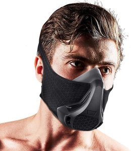 Yükseklik Egzersiz Nefes Seviyeleri 24 Yüksek İrtifa Simülasyon Eğitimi Koşu, Spor Fitness maske, Direnç, Kardiyo,