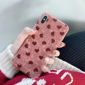 Menina Love for iPhone 11 Phone Case Pro para iPhone 6 7 8plus Padrão Shell