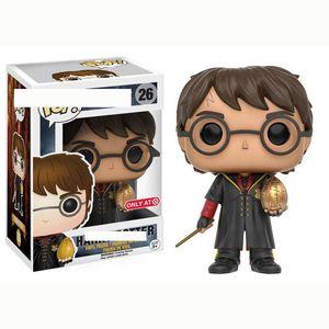 Funko Gift Harries Moddy For Action Doll Children Ron Figure Bellatrix Lestrange Potter POP Vinyl Hermione Toys Model Btwct