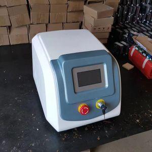 1064nm 532nm nero pelle bambola ringiovanimento Removal Machine UK lampada allo xeno carbonio Peeling Erbium Yag Laser Tattoo