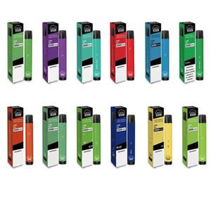 Authentic Airis MEGA Dispositivo desechable 2000 Puffs 6.0ml 1050mAh Vape POD Stick 10 colores con anillo de flujo de aire inferior Nastystick