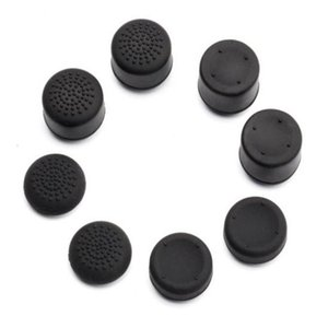 8 PCS Analog Grips Controller Thumbstick Covers Silicone Thumb Stick Covers Cap Joystick Grip for PS4 XBOX ONE  PS2  XBOX360 PS3
