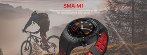 M1 Smart Watch GPS Sport Smartwatch 2021 for women men Bluetooth Calling Compass Barometer Pressure Outdoor GPS Smartwatches